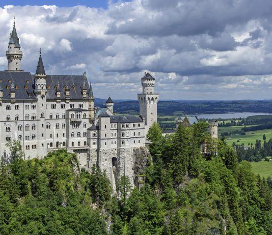 castelli piu belli europa