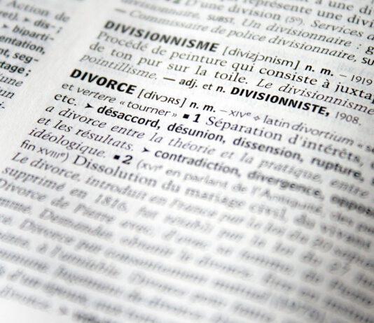 Quanto costa il divorzio